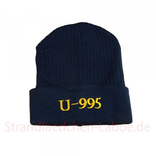 Strickmütze U-995