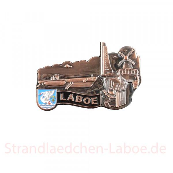 Magnet Laboe Metall