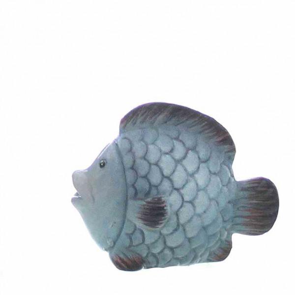 Fisch Blau klein