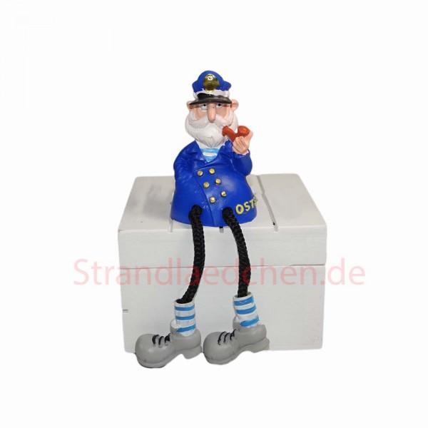 Kapitän Ostsee Schlackerbeine