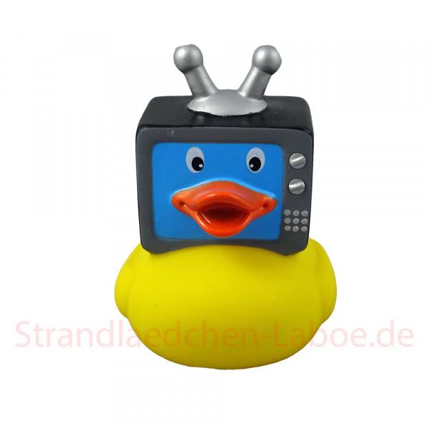 """Ente """"Fernseher"""""""