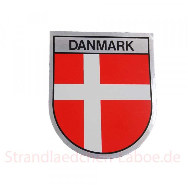 Aufkleber Dänemark