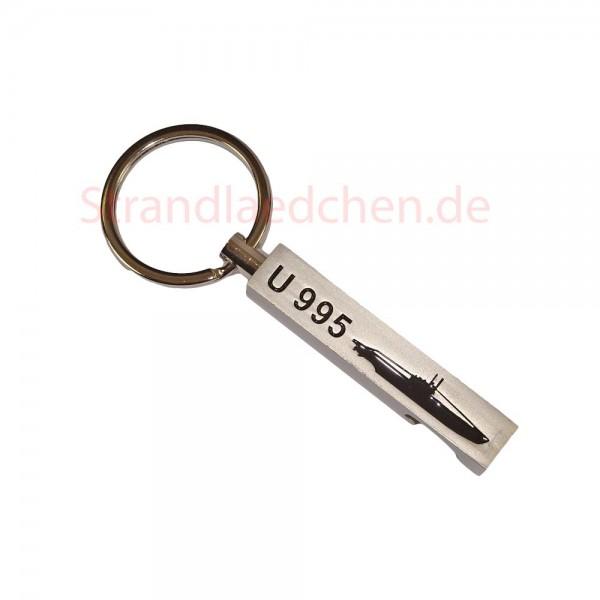 Schlüsselanhänger U-995 Flaschenöffner