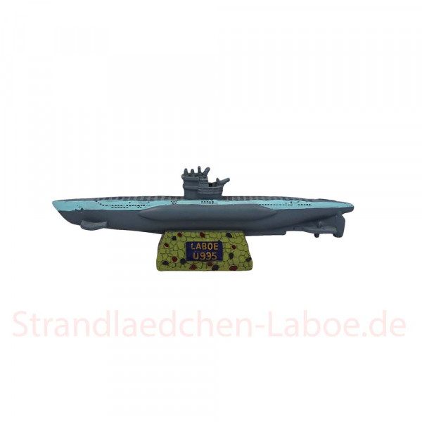 Modell U-Boot U-995 groß