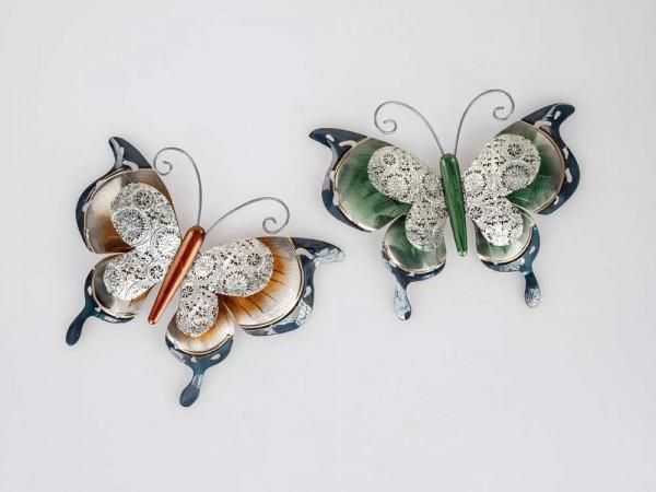 Wanddeko Schmetterling klein