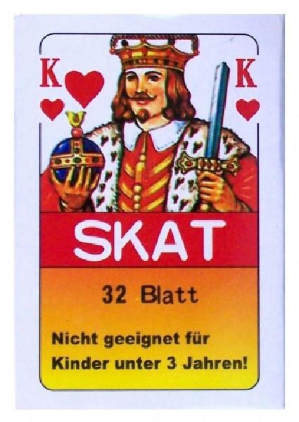 Spielkarten Skat