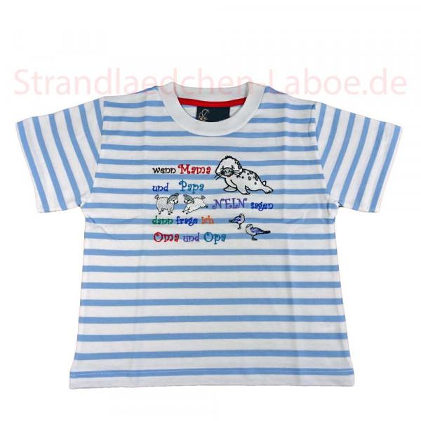 T-Shirt Kinder Oma - Opa