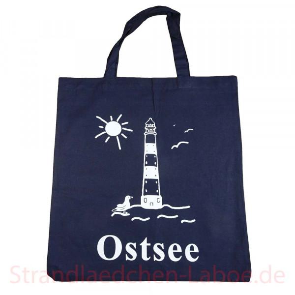 Stoffbeutel Ostsee Leuchtturm