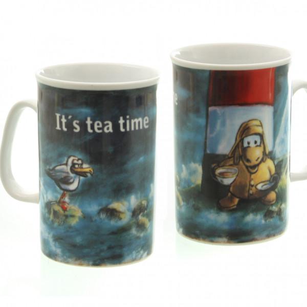 Becher Tea Time