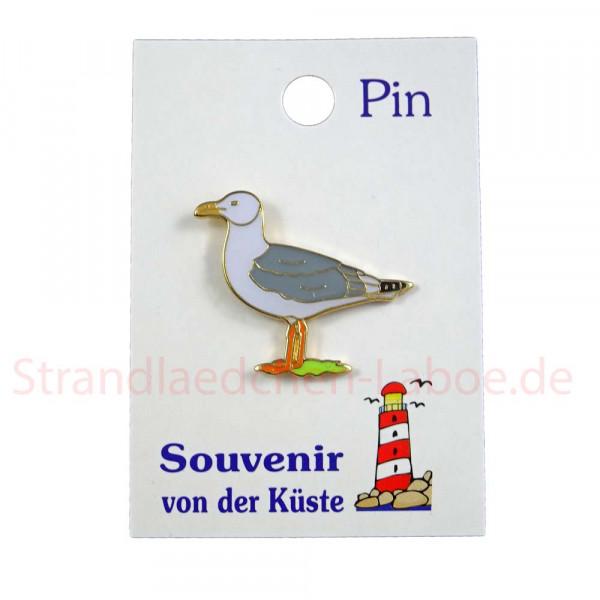 Pin Möwe