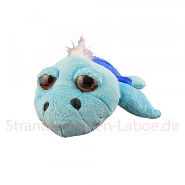 Plüsch Schildkröte blau